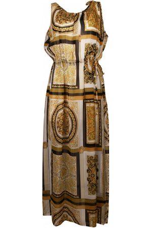 VERSACE Kvinna Maxiklänningar - Barocco lång klänning