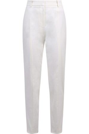 Alexander McQueen Kvinna Dressade byxor - Skinny fit trousers