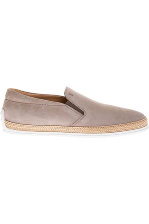 Tod's Pantofola - Moccasins with rope sole