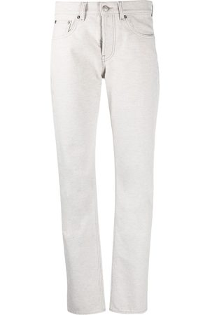 Maison Margiela Four-stitch straight-leg jeans