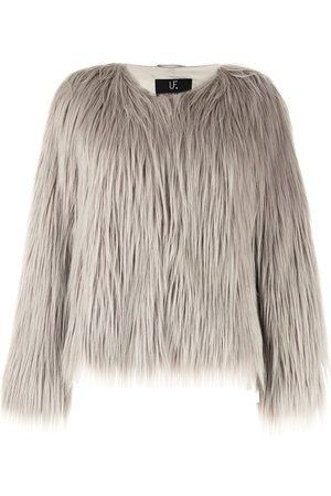 Unreal Fur Kvinna Pälsjackor - Unreal dream faux-fur jacket