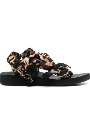 Arizona Love Kvinna Sandaler - Trekky Choux sandaler med bandanakant