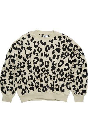 Zoe Karssen Willow Leopard Embroidery Sweater