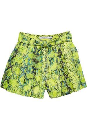 Zoe Karssen Maggie Snake Shorts