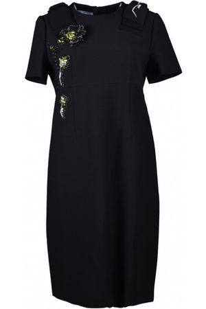 Prada Cady Fiore dress
