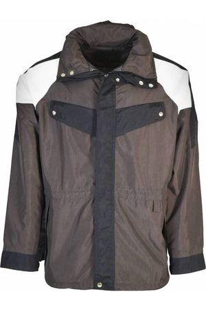 Givenchy Lining tricolor parka