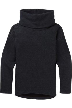 Burton Kvinna T-shirts - True Black Heather