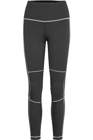 Reebok Kvinna Träningstights - Wor Detail Hr Tight Running/training Tights