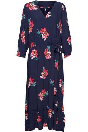 Joules Kvinna Klänningar - Chloe Dresses Wrap Dresses Blå