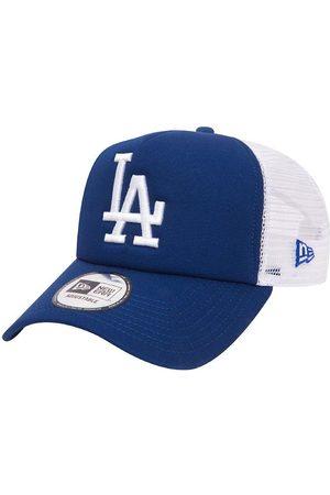 New Era Keps - Clean Trucker - Dodgers - Blå/