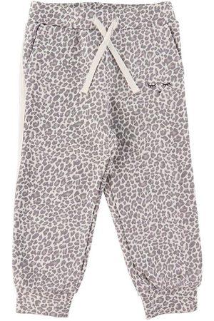 Livly Sweatpants - Varsity - Leopard/Sand