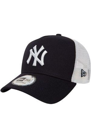 New Era Kepsar - Keps - Clean Trucker 2 - New York Yankees - Marinblå