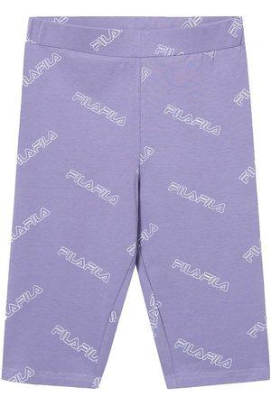 Fila Flicka Leggings - Leggings - Janelle - Purple Haze