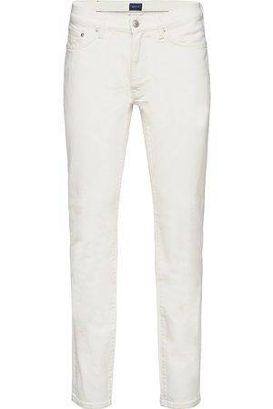 GANT Man Slim - D2. Slim Ecru Jeans Jeans