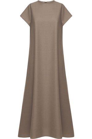 The Frankie Shop Dakota Long Dress