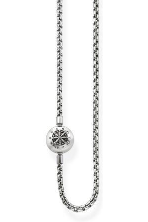 Thomas Sabo Kvinna Halsband - Halsband för Beads svärtat