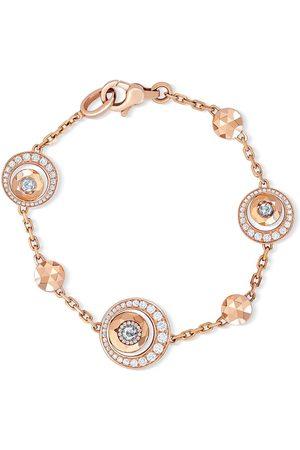 David Morris Kvinna Armband - Diamantarmband i 18K rosé