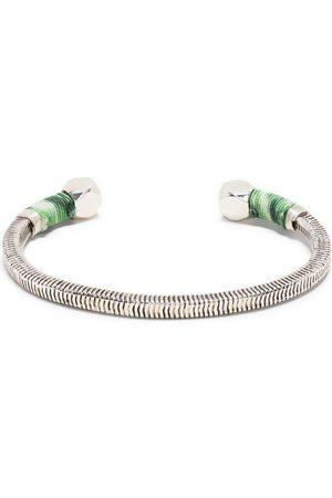 Gas Bijoux Man Armband - Sari räfflat armband