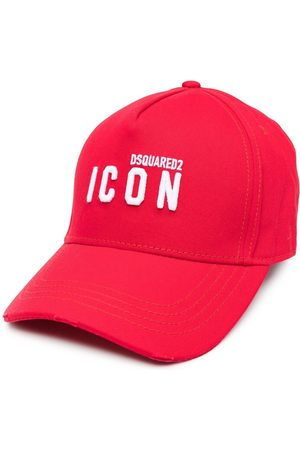 Dsquared2 Icon keps med broderad logotyp
