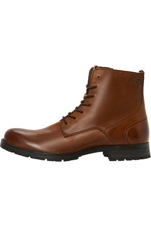 JACK & JONES Boots med snörning 'JFWORCA