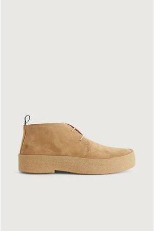 Playboy Footwear Skor The Original Playbiy Chukka Boots Natur