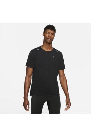 Nike Kortärmad löpartröja Dri-FIT Rise 365 för män