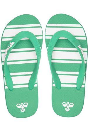 Hummel Flicka Flip-flops - Flip-flops - Flip-Flop JR - Jade Cream