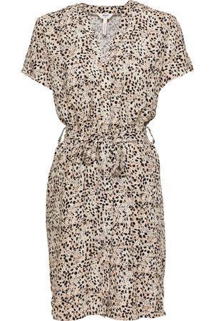 Object Kvinna Casual klänningar - Skjortklänning 'OBJHESSA BIRDY