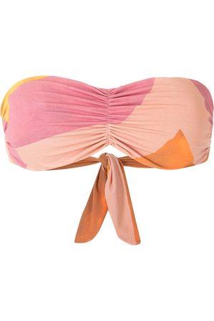CLUBE BOSSA Venet bikiniöverdel med rysch