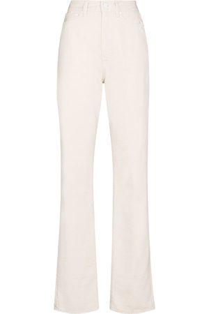 Made In Tomboy Erica flare-jeans med hög midja