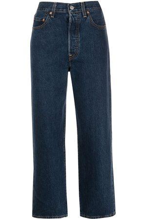 Levi's Kvinna Straight - Jeans med raka ben