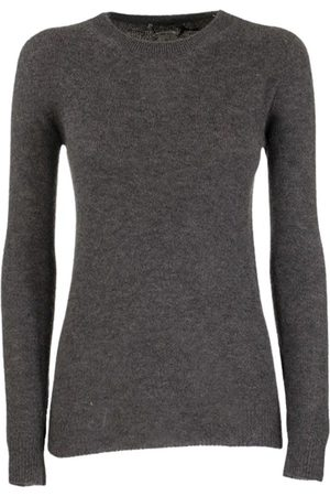 Agnona Cashmere AND Silk Crewneck