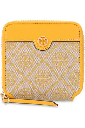 Tory Burch T monogram Wallet with logo