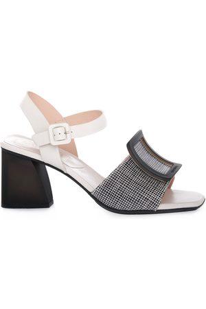 Hispanitas Praga Saffiano Sandals