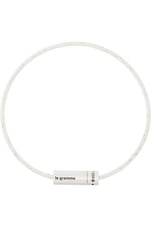 Le Gramme Man Armband - Le 7g borstat armband