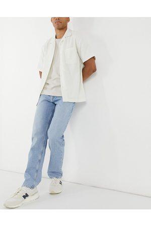 ASOS – stentvättade jeans i original fit