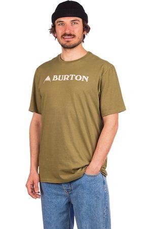 Burton Horizontal MTN T-Shirt martini olive