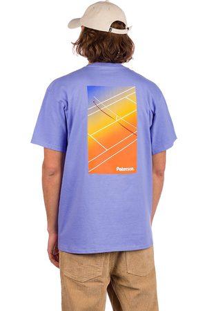 Paterson. Court Crop T-Shirt lavender