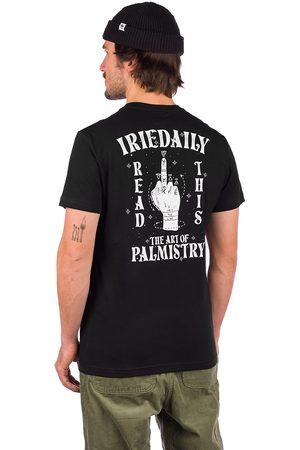 Iriedaily Palmistry T-Shirt black