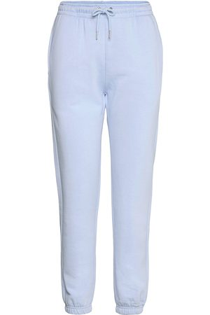 Second Female Kvinna Joggingbyxor - Miami Sweat Pants Sweatpants Mjukisbyxor Creme
