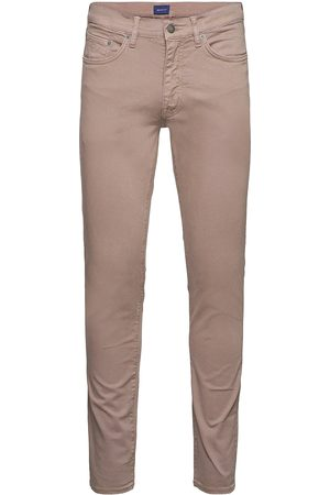 GANT Hayes Desert Jeans Slimmade Jeans Grön