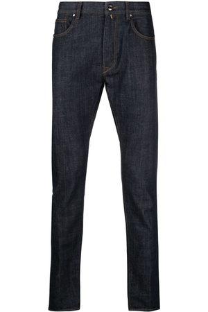 Incotex Man Slim - Slim fit-jeans i stretch