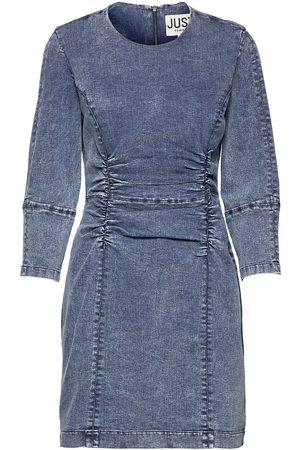 Just Female Glacier Denim Dress Dresses Jeans Dresses