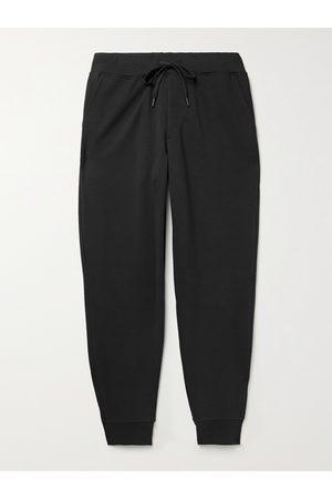 Handvaerk Man Joggingbyxor - Flex Tapered Loopback Pima Cotton-Blend Jersey Sweatpants