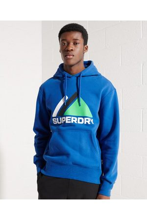 Superdry Man Träninghoodies - Mountain Sport huvtröja