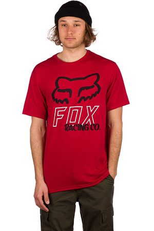 Fox Hightail Tech T-Shirt chili