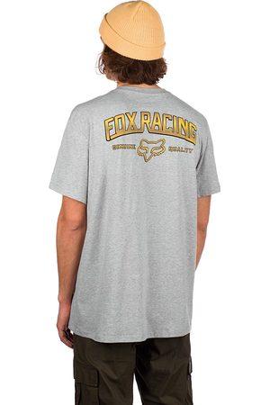 Fox Bronca Pocket T-Shirt light heather grey