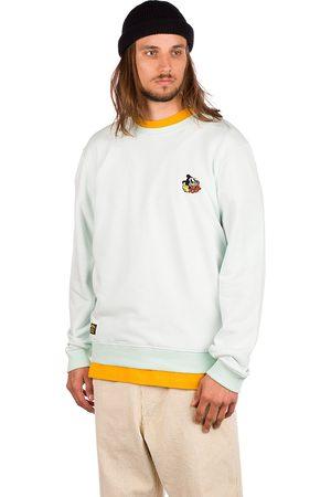 The Dudes Man Sweatshirts - Little Fucky Sweater mint