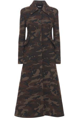 Miu Miu Virgin Wool Blend Coat