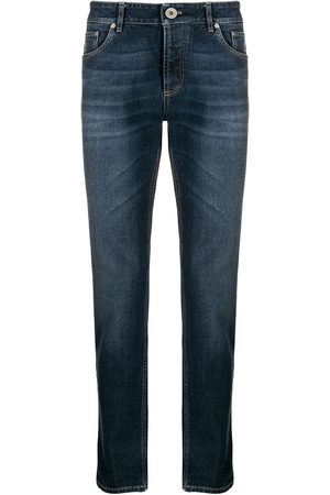 Brunello Cucinelli Jeans med smal passform
